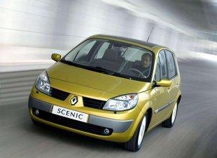 Renault Scenic II (2003 - 2009) MPV