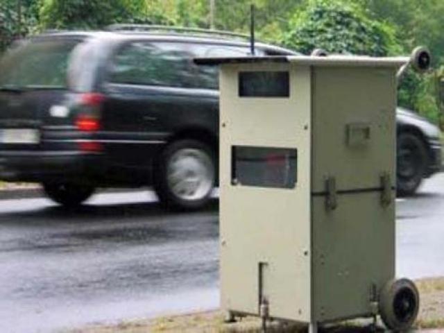 W Białym Borze radary wciąż w śmietnikach
