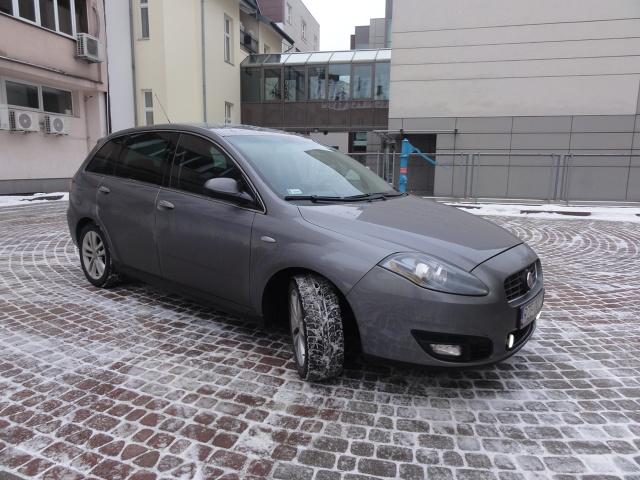 Fiat Croma to jeden z najpopularniejszych samochodów klasy średniej-wyższej sprzedawanych w Europie w latach 80-tych. Włosi produkowali go w latach 1985-1996 jako następcę równie popularnej Argenty. Po niemal 10-letniej przerwie, w 2005 roku podczas salonu samochodowego w Genewie Fiat zaprezentował nowe wcielenie samochodu / Fot. Bartosz Gubernat