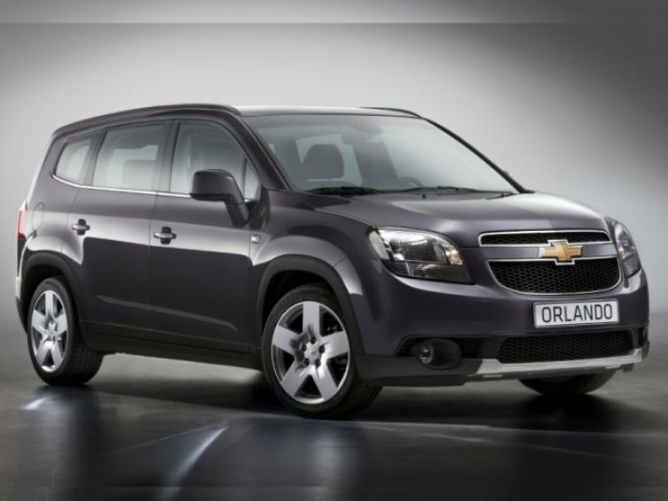 Chevrolet Orlando Premiera W Marcu