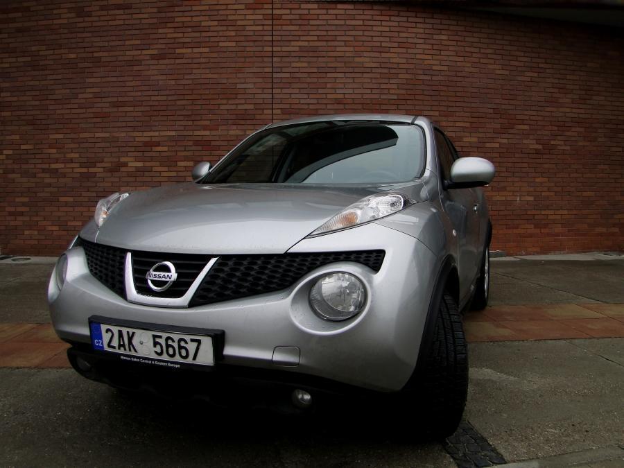 Nissan Juke, Fot: Dariusz Wołoszka - Info-Ekspert