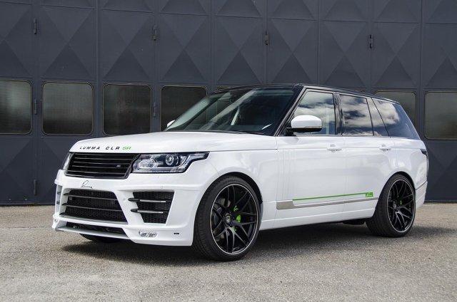 Range Rover / Fot. Lumma Design