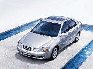 Kia Cerato I (2003 - 2008) Sedan