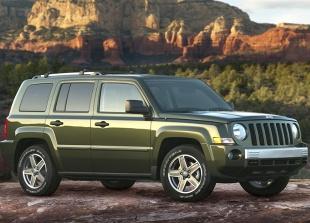 Jeep Patriot (2006 - teraz) SUV