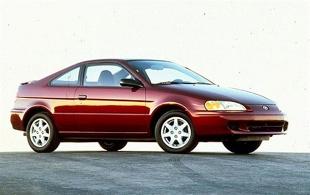 Toyota Paseo II (1995 - 1999) Coupe