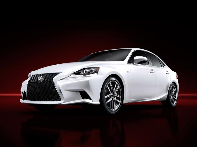 LExus IS 250 F-Sport / Fot. Lexus