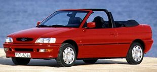 Ford Escort V (1990 - 1995) Kabriolet