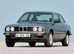 BMW SERIA 3 II (E30) (1981 - 1994) Sedan [E30]
