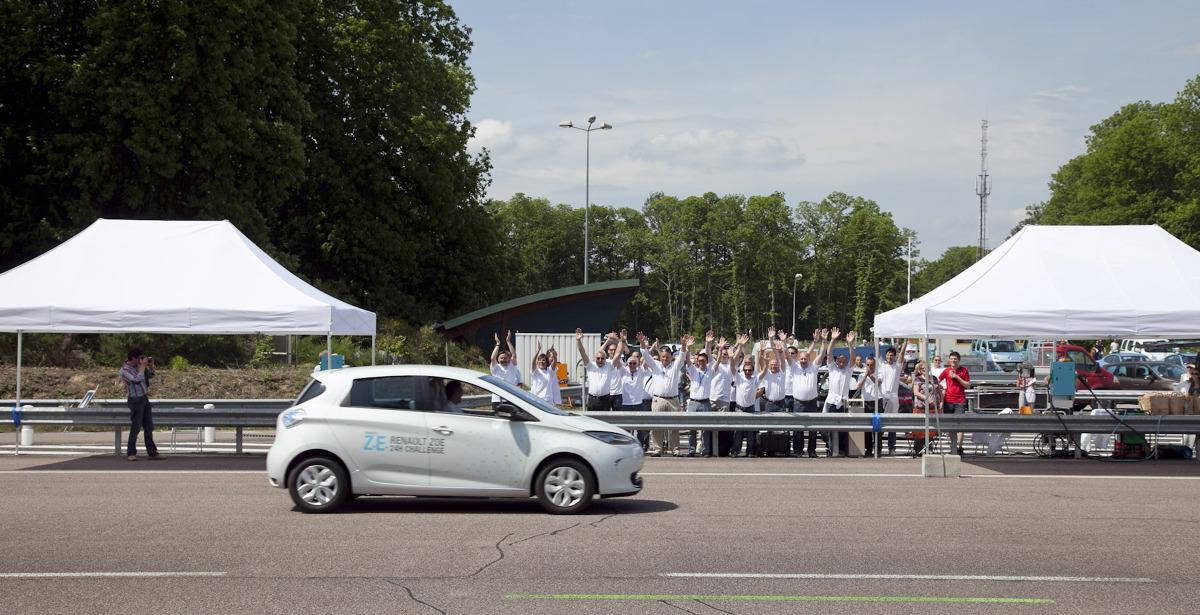 Renault ZOE, Fot: Renault