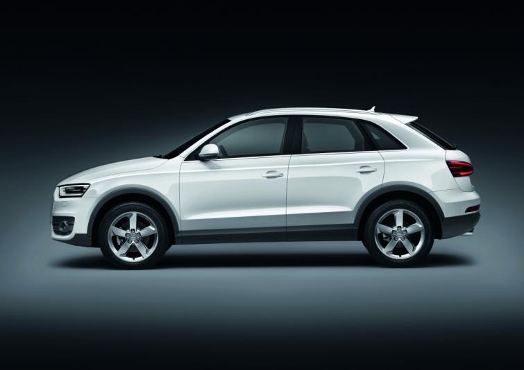 Audi Q3 czyli nowy kompaktowy SUV - zobacz zdjęcia