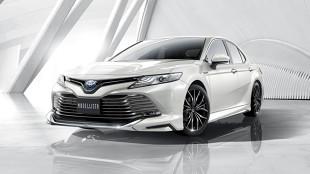 Toyota Camry z nowymi pakietami tuningowymi