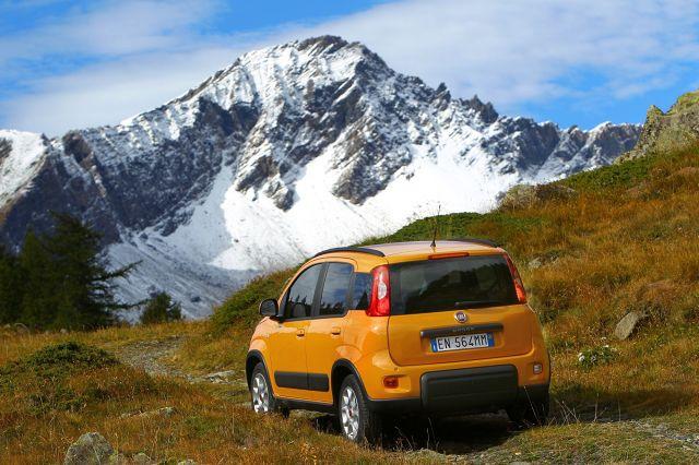 zdjęcie Fiat Panda Trekking