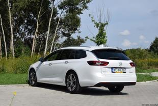 Opel Insignia Sports Tourer 2 0 Cdti Test Kombi Z Segmentu D