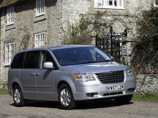 Chrysler Grand Voyager V (2008 - teraz)