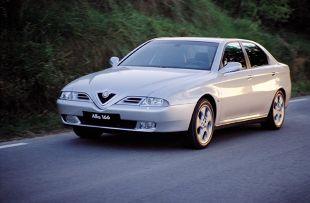 Alfa Romeo 166 I (1998 - 2002) Sedan