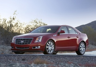 Cadillac CTS II (2007 - 2013) Sedan