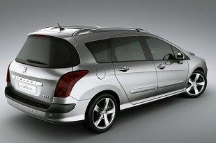 Peugeot 308 I 2007 2013 Kombi Dane Techniczne