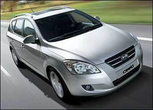 Kia Cee'd I (2006 - 2012)