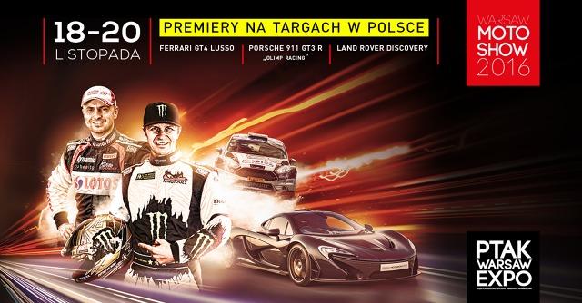 fot. Warsaw Moto Show