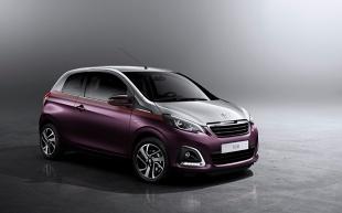 Peugeot 108 (2014 - teraz)