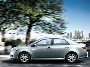 Toyota Corolla (2006-2010) / Fot. Toyota