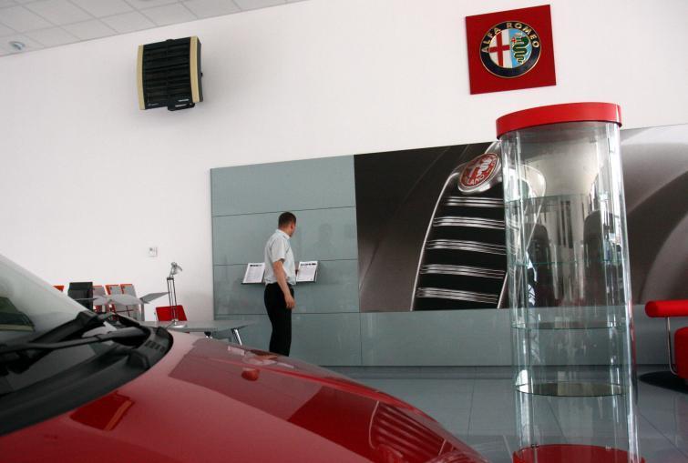 Alfa Romeo i Fiat - nowy salon samochodowy w Lublinie
