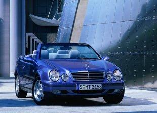 Mercedes-Benz Klasa CLK W208/C208/A208 (1996 - 2003) Kabriolet