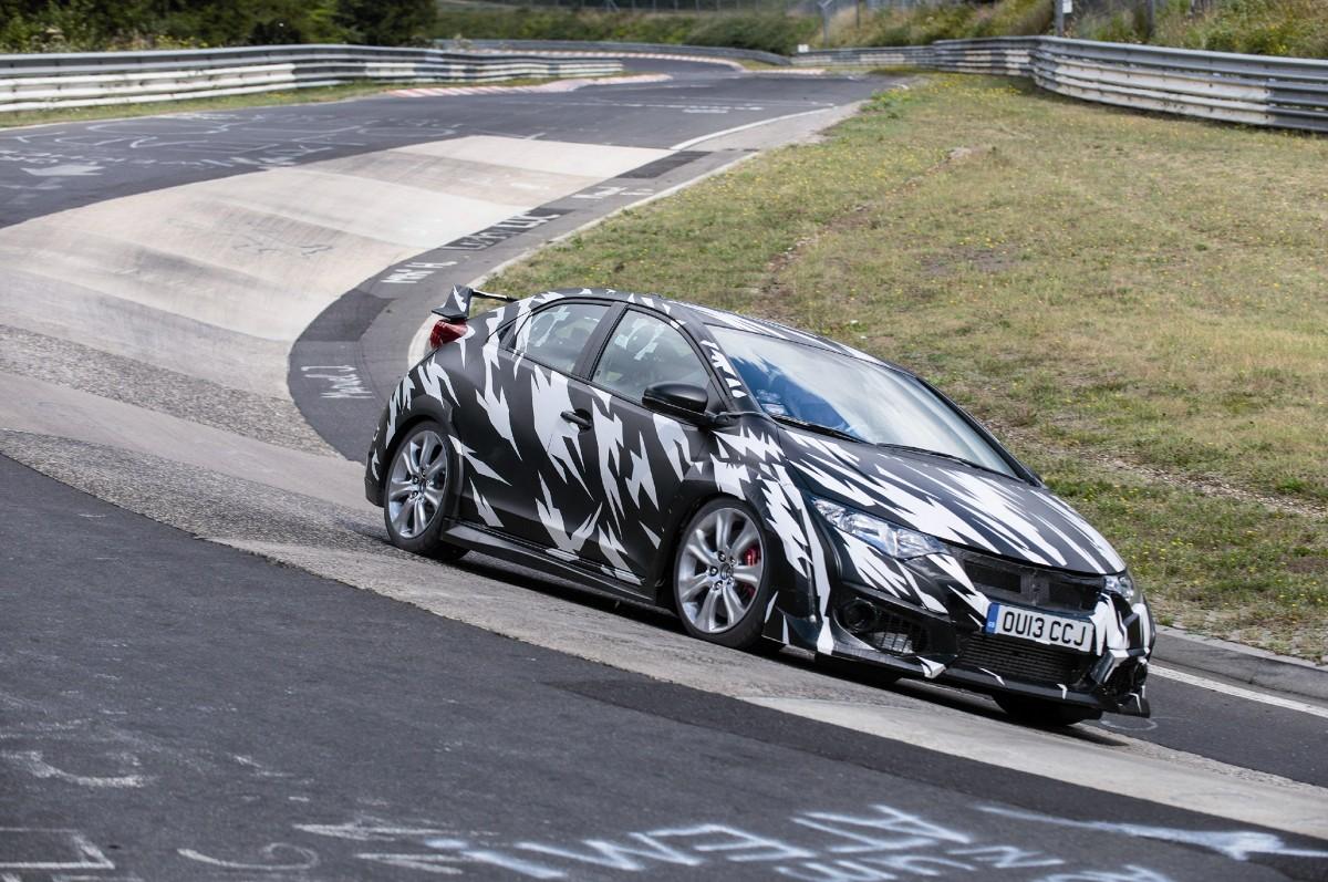 Honda Civic Type R Fot:  Honda