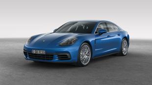 Porsche Panamera. Debiut drugiej generacji