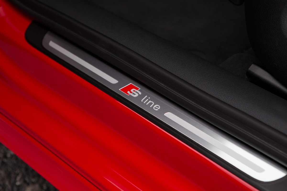 Audi A3 Zdjęcie Audi A3 Sportback Foto