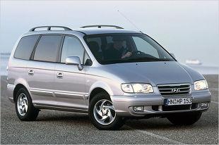 Hyundai Trajet (2000 - 2008) MPV