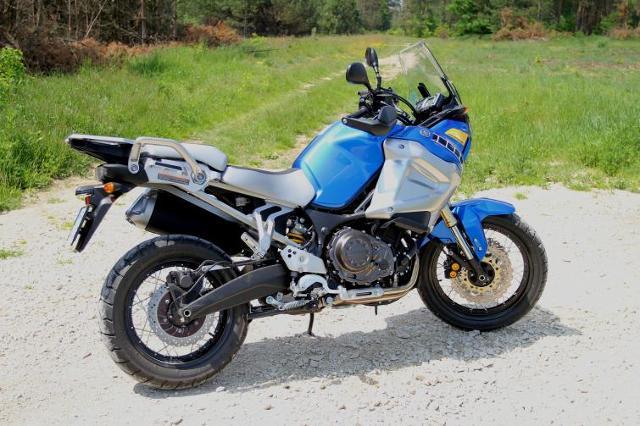 Testujemy: Yamaha XT1200Z Super Tenere - czas na przygodę