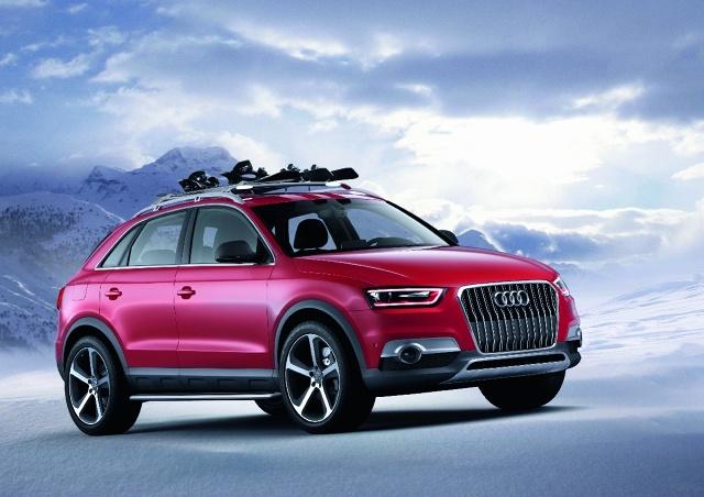 zdjęcie Audi Q3