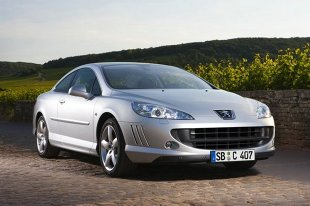 Peugeot 407 (2004 - 2011) Coupe