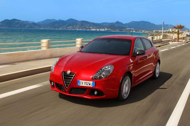 "Alfa Romeo Giulietta ""Quadrifoglio Verde"", Fot: Alfa Romeo"