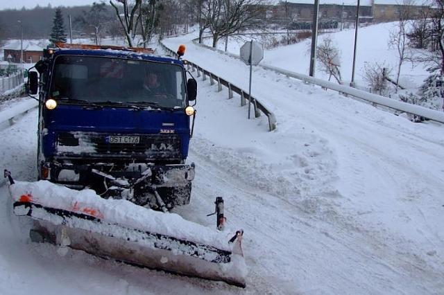 Opolskie: lokalne drogi utoną zimą w zaspach