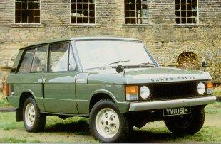 Land Rover Range Rover I (1970 - 1994) SUV