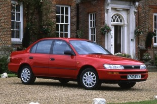 Toyota Corolla VII (1991 - 1997) Sedan