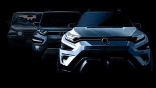 Genewa 2017. SsangYong pokaże nowe auto