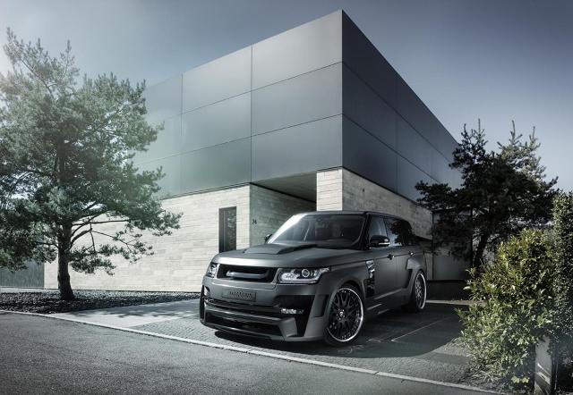 Range Rover / Fot. Hamann