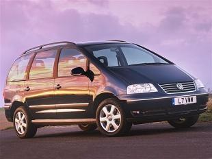 Volkswagen Sharan I (1995 - 2010) MPV