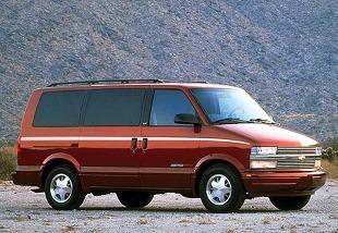 Chevrolet Astro II (1995 - 2005)
