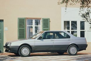 Alfa Romeo 164 I (1987 - 1997) Sedan