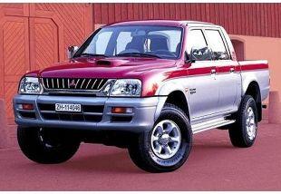 Mitsubishi L 200 III (2001 - 2006) Pickup