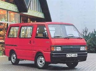 Ford Econovan III (1983 - 1999) Furgon