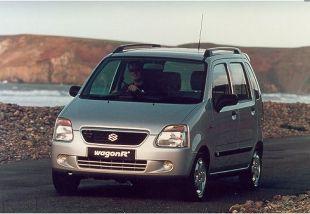 Suzuki Wagon R II (2000 - 2007)
