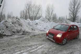 Samochód zimą. Za zaniedbania trzeba płacić