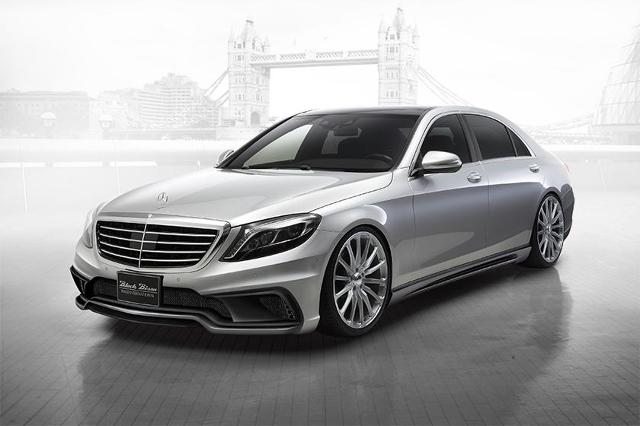 Mercedes S-Class Sports Line Black Bison Edition / Wald International