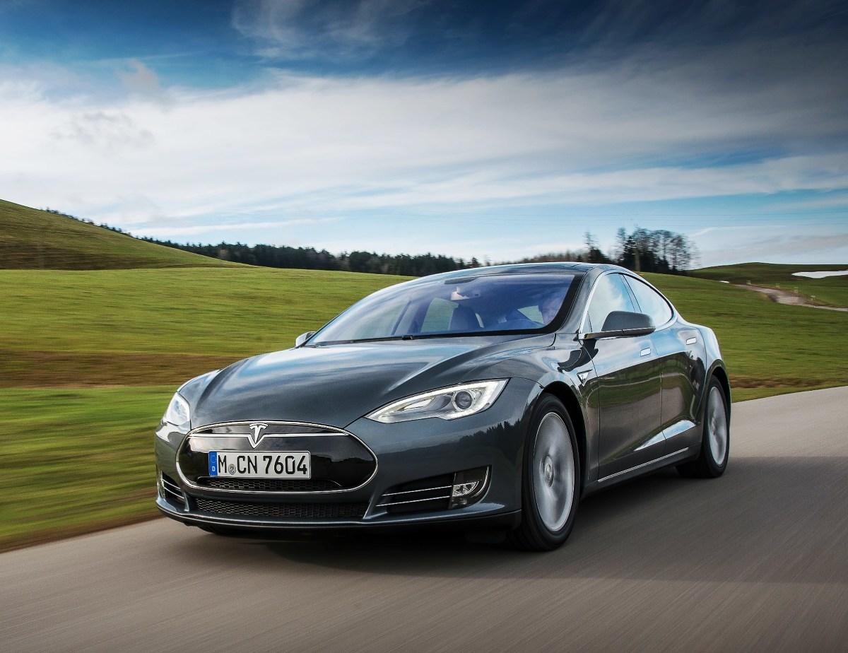 Tesla Model S / Fot. Tesla