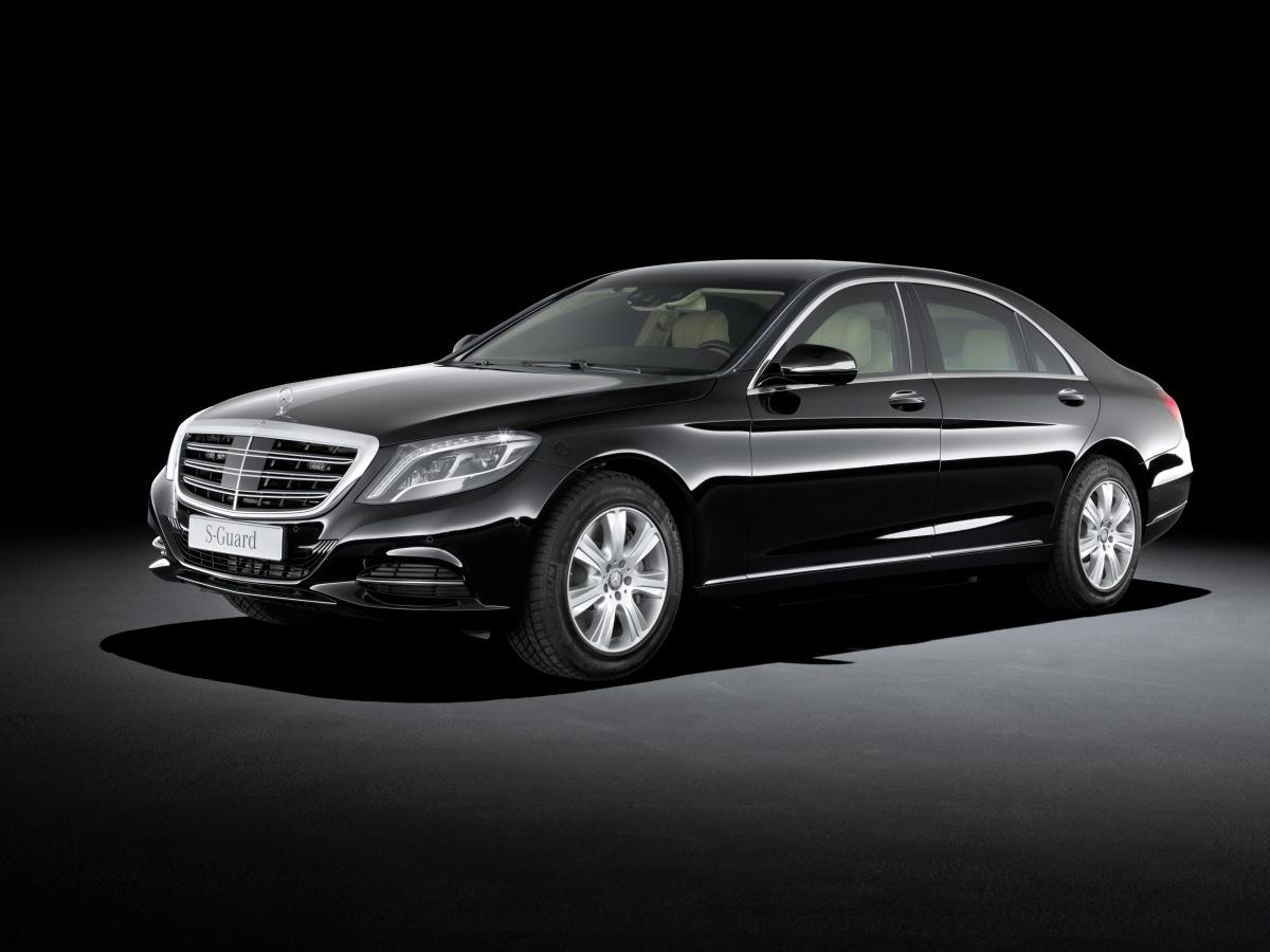 Mercedes-Benz S600 Guard / Fot. Mercedes-Benz